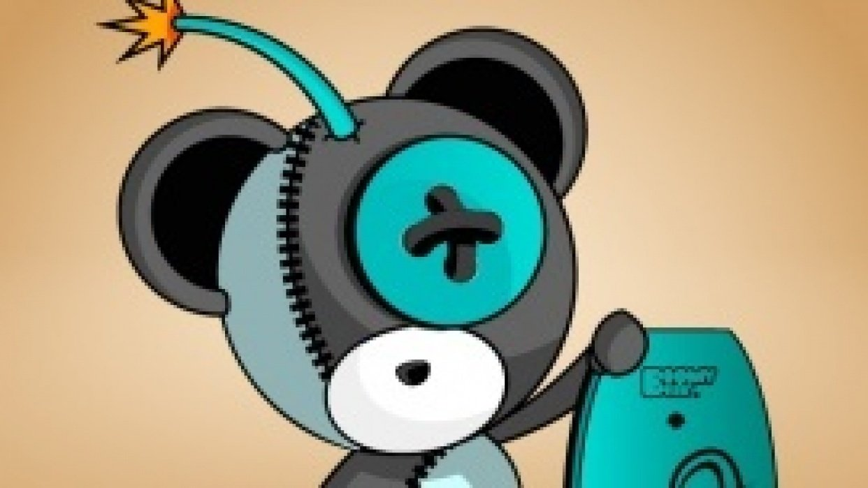Boomy Bear and Johnny Cupcakes collaboration - student project