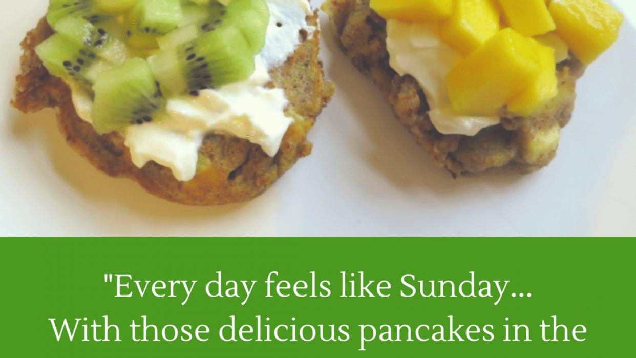 Delicious Apple Hazelnut Waffles For Weekend Breakfast  - student project