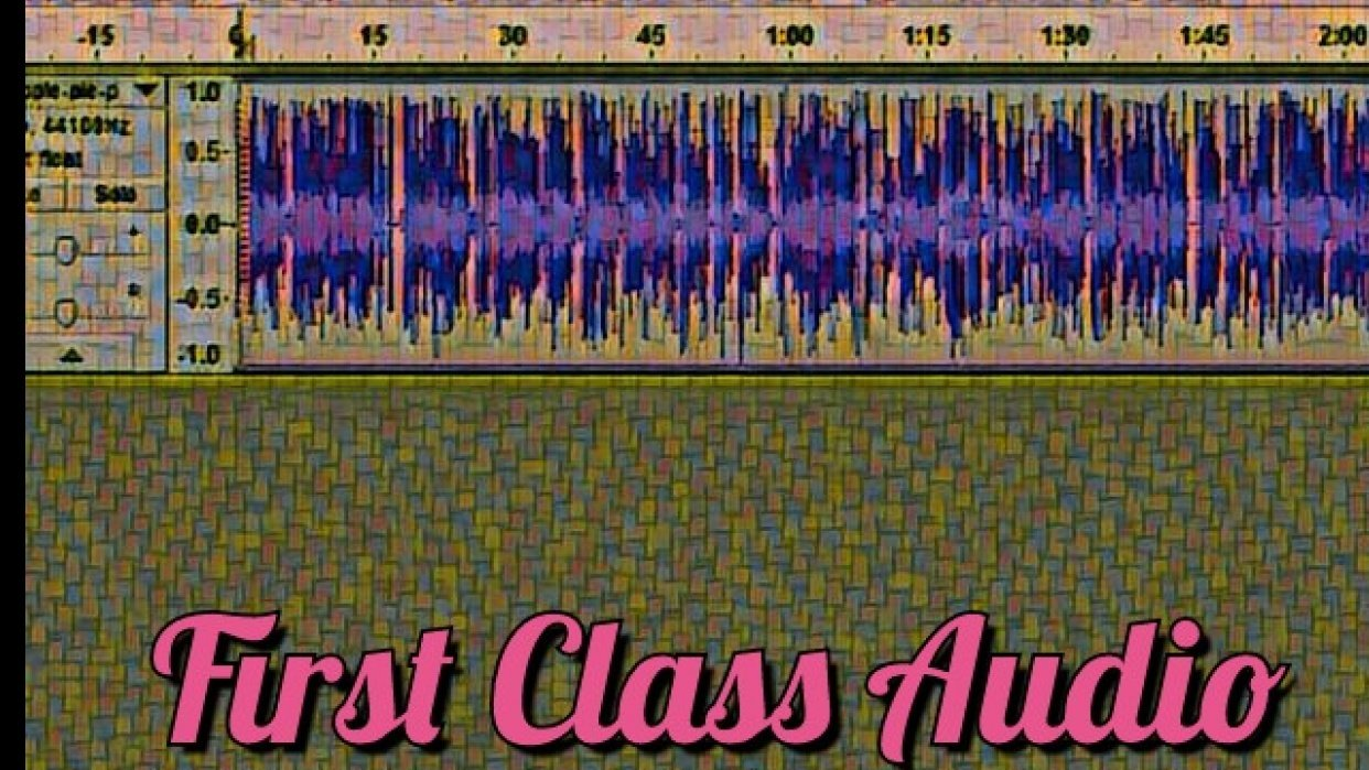 First Class Audio File - student project