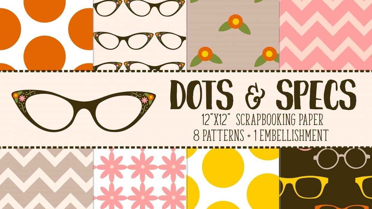 Dots & Specs - student project