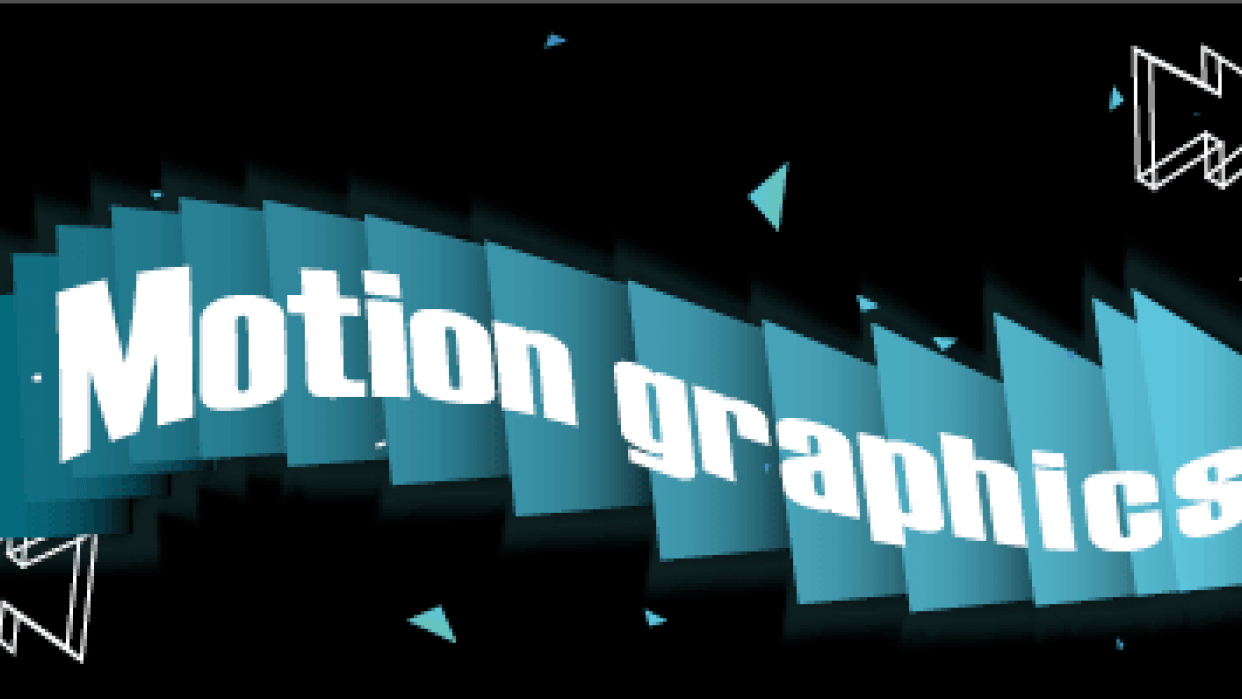 Motion Graphics Animation Tutorial for Begginners. - student project
