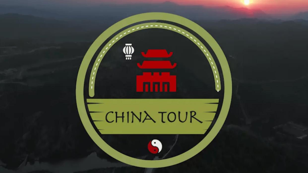 China - student project