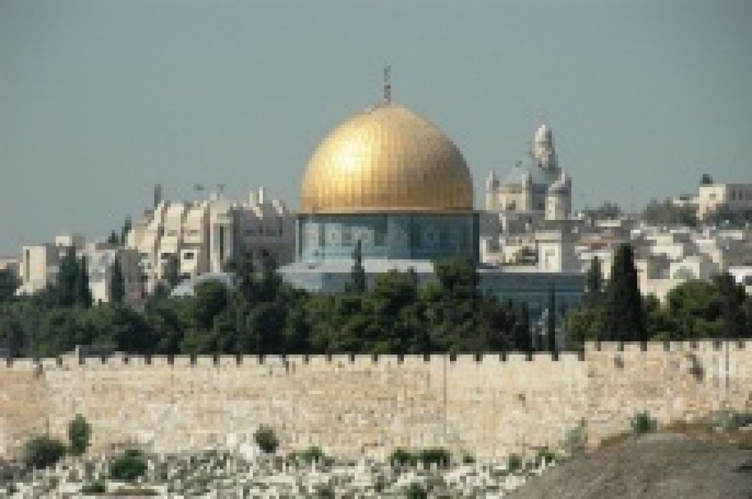 Travel to Israel and Jordan - student project