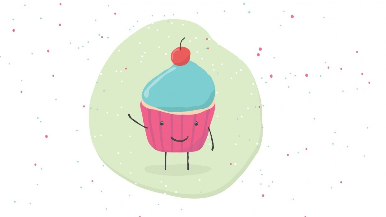 Cupcake Party - student project