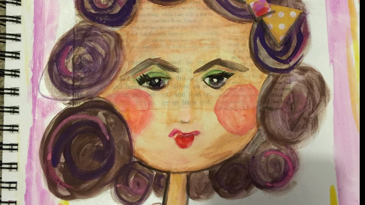 Curly Sue - student project