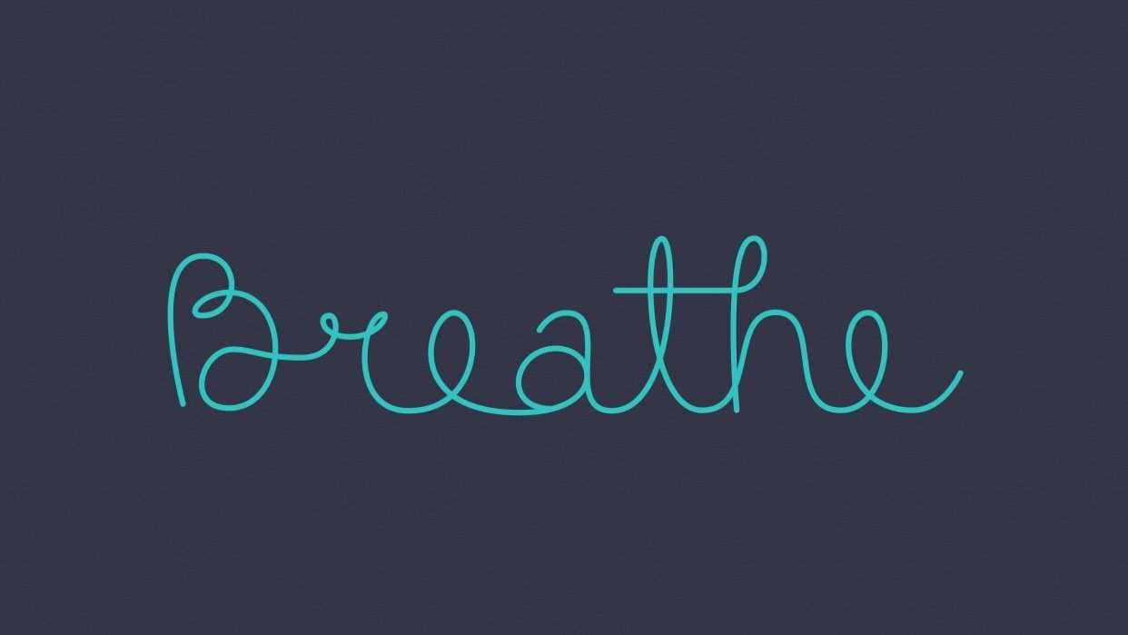 Breathe - student project