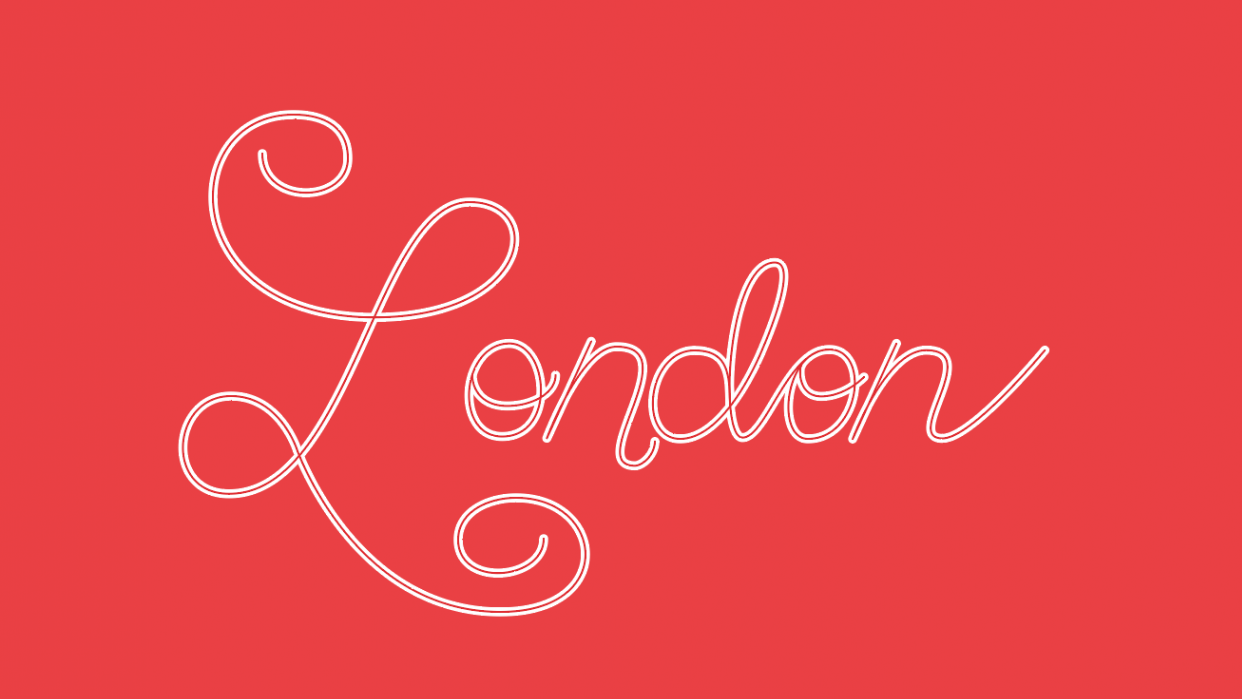 London - student project