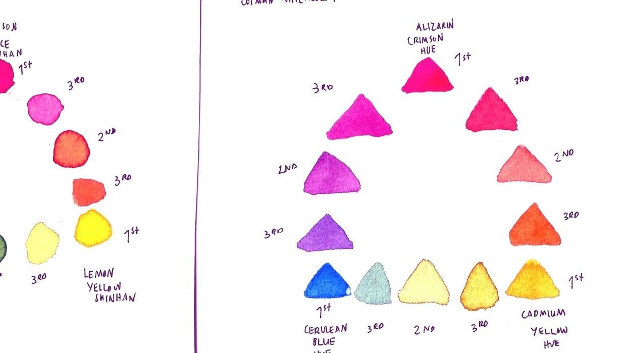 Magic Colors - student project