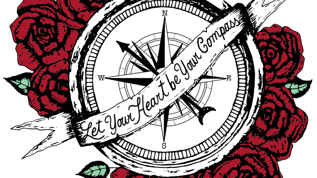 Let your heart be your compass - student project