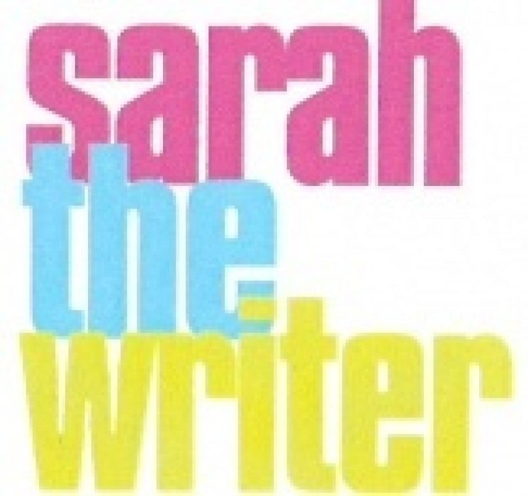 Sarah the Writer - Business Plan - student project