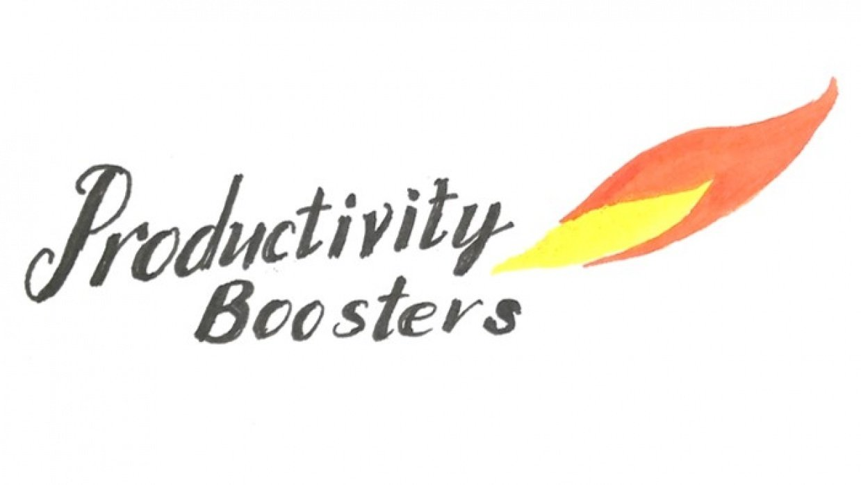 Productivity Boosters - student project