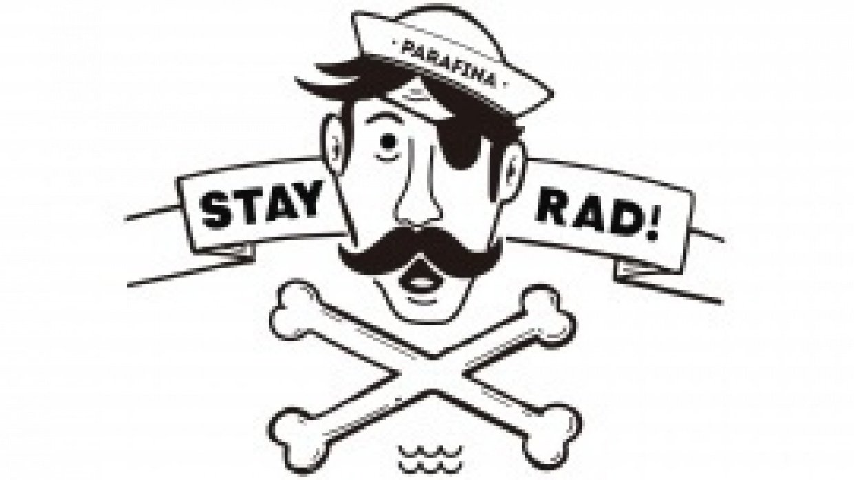 Parafina / Stay Rad. - student project