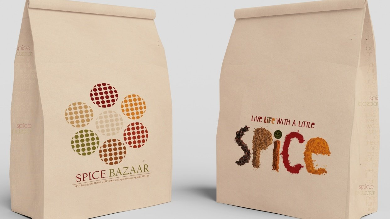 Brown Paper Bag - student project