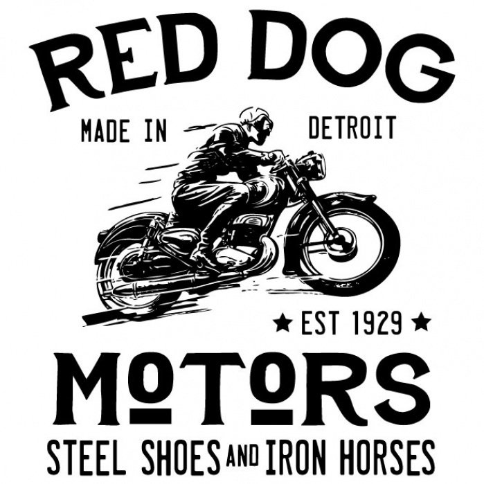 Vintage Motorcycle Builders - student project