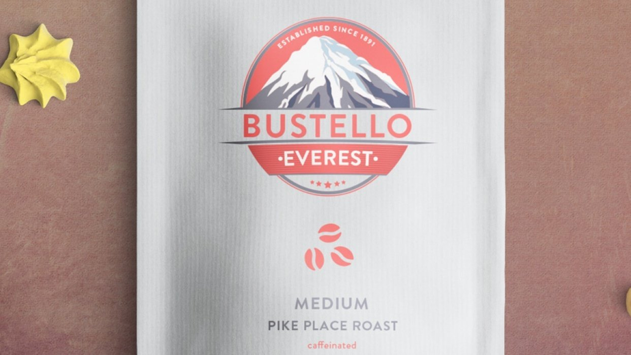 Bustello Coffee - student project