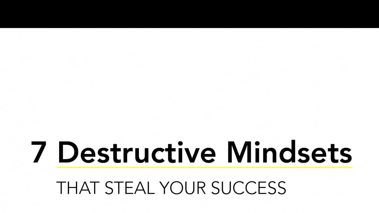 My blocking Mindset - student project