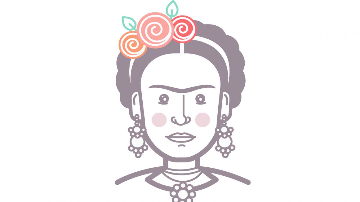 Frida Kahlo Avatar - student project