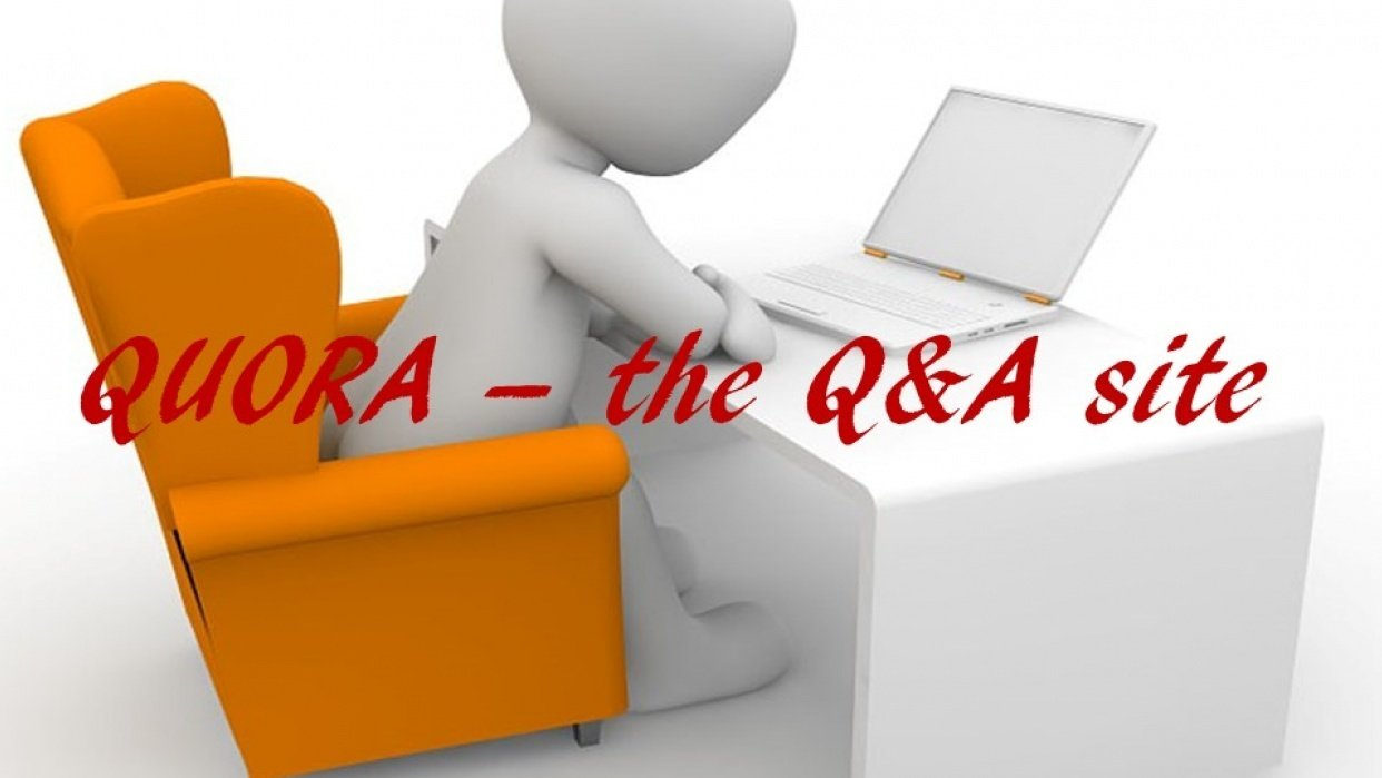 My answers in Quora the question and answer site - student project