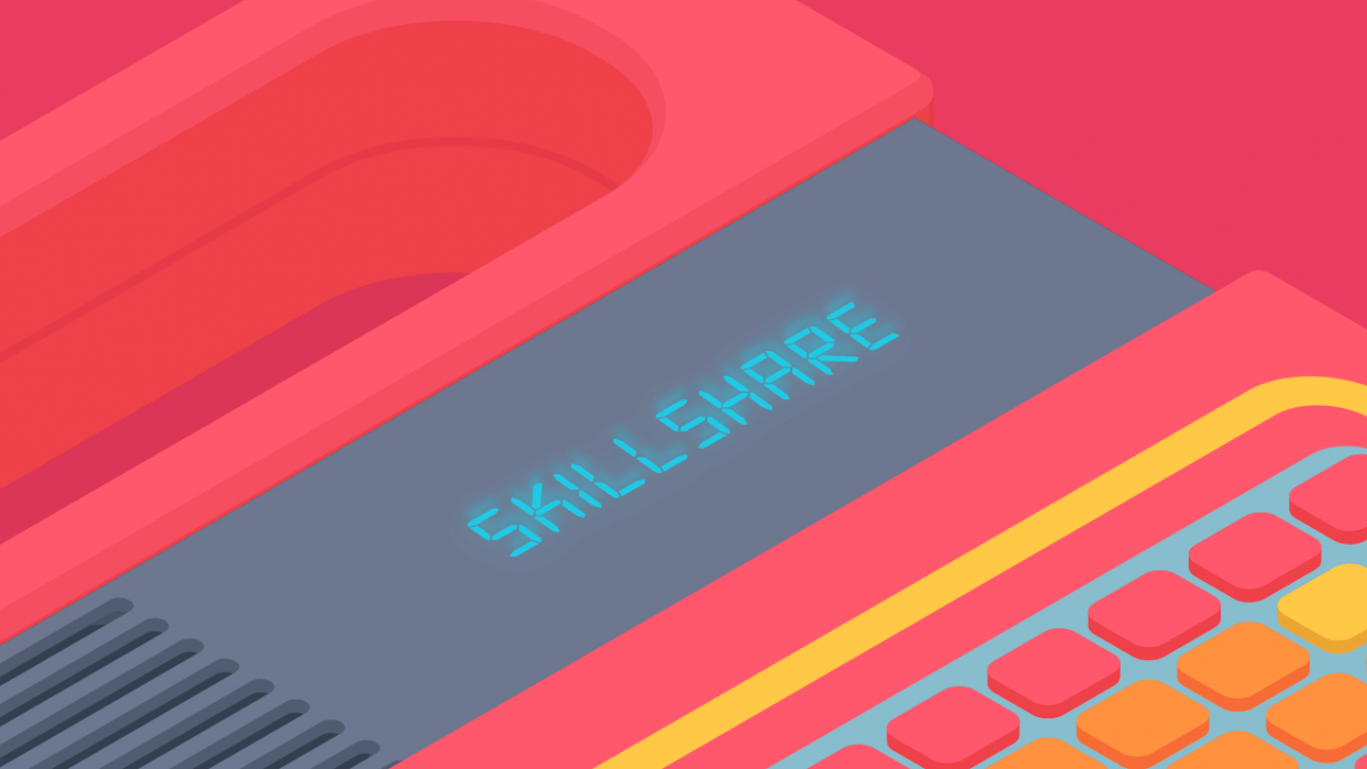 80s Gadgets - student project