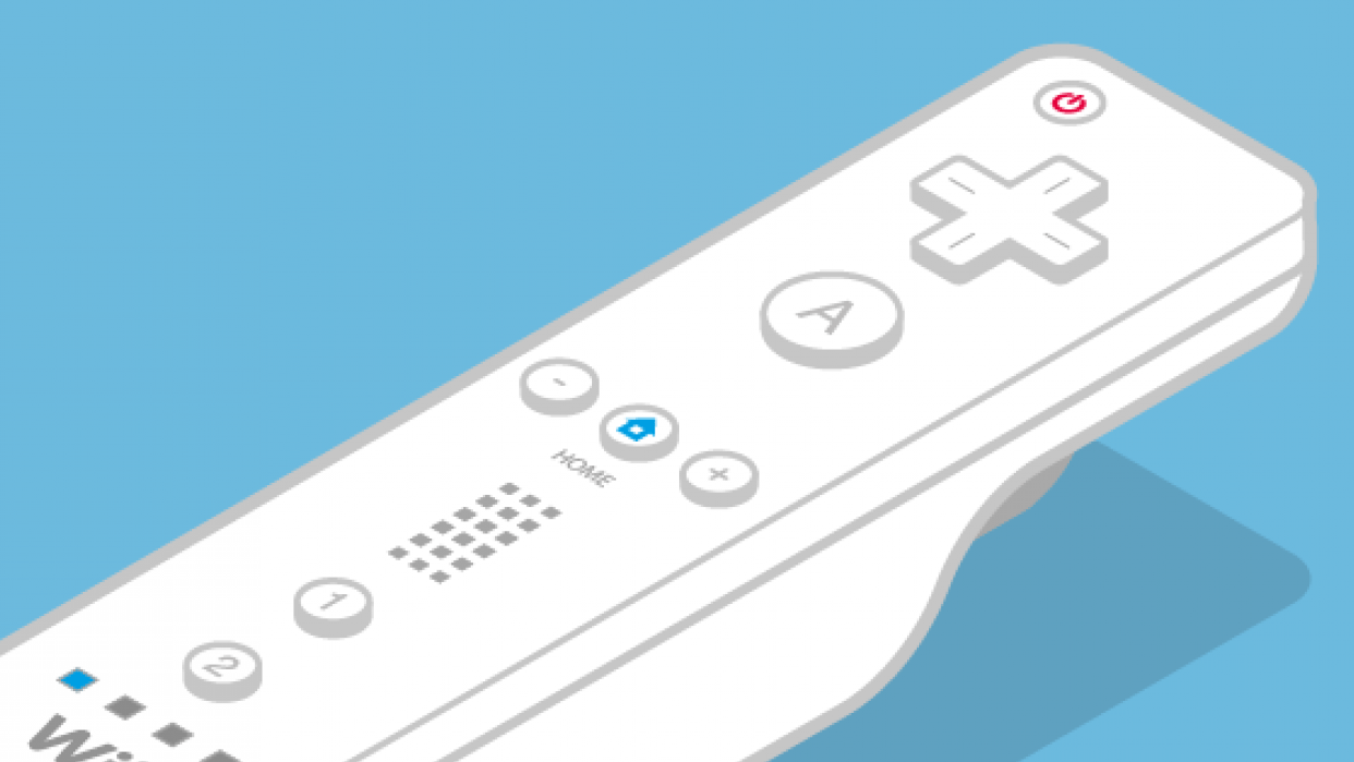 Wii Remote Controller - student project