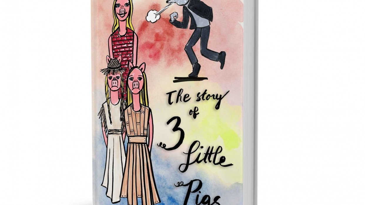 The Story of the 3 Little Pigs - student project