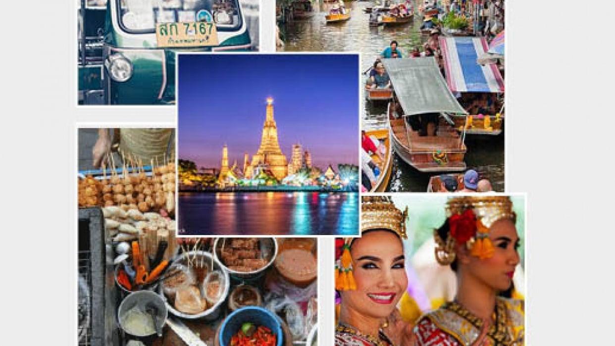 Sense of Bangkok - student project