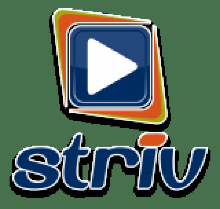 Striv.TV - student project