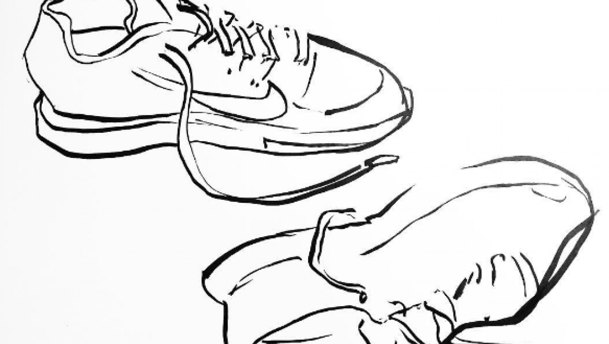 3 Minute Sneakers - student project