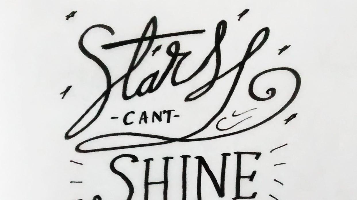 Stars - student project