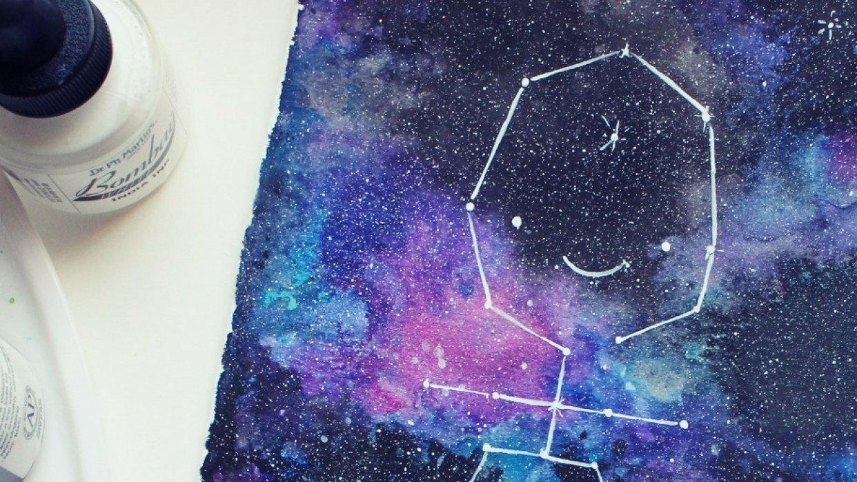 the universe in me - student project