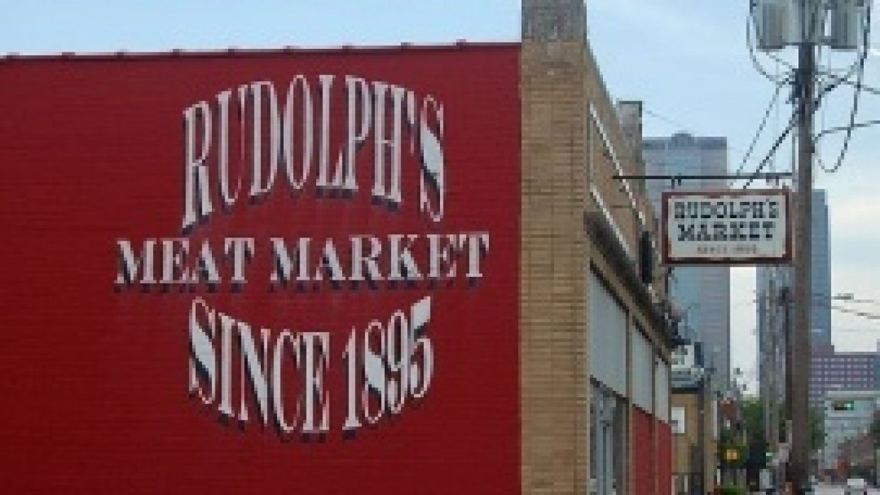 UPDATED: Rudolph's Market - student project