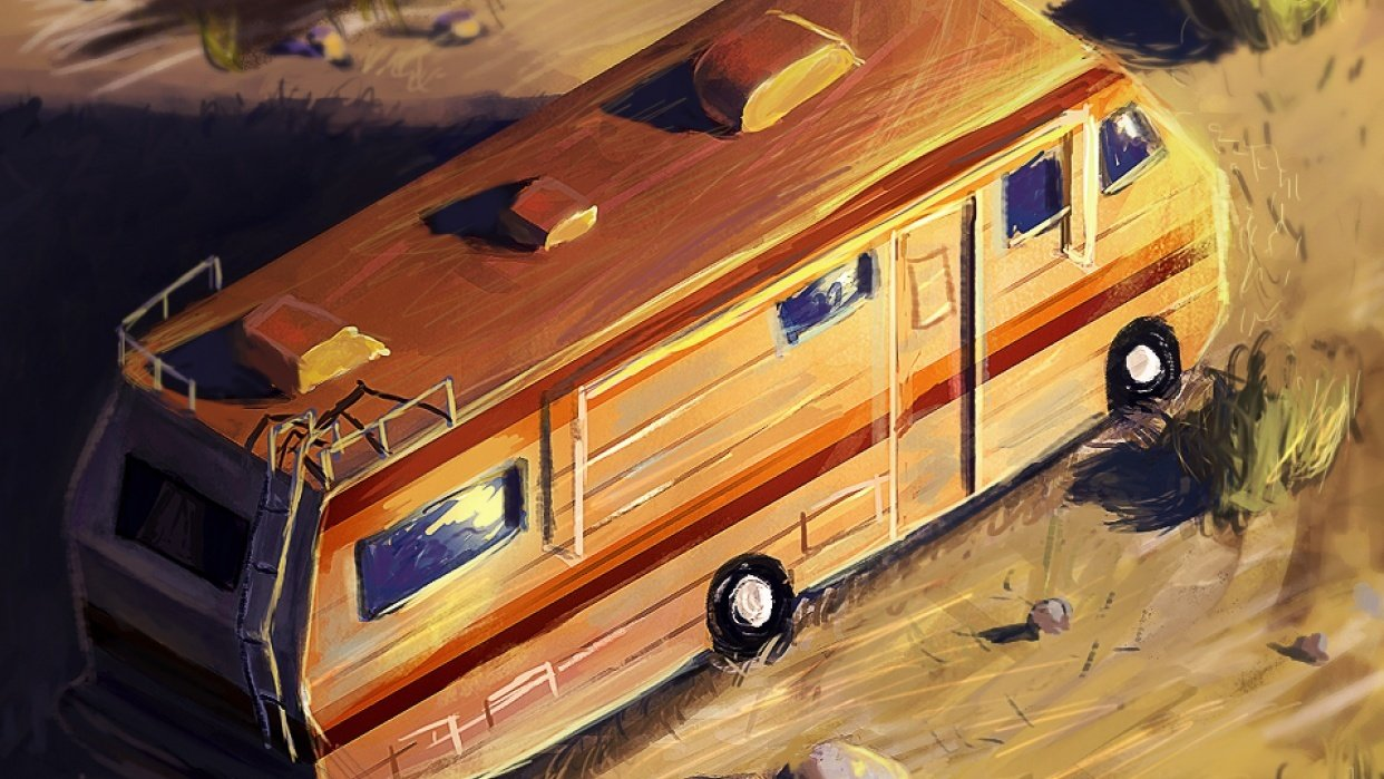 Breaking Bad - RV - student project