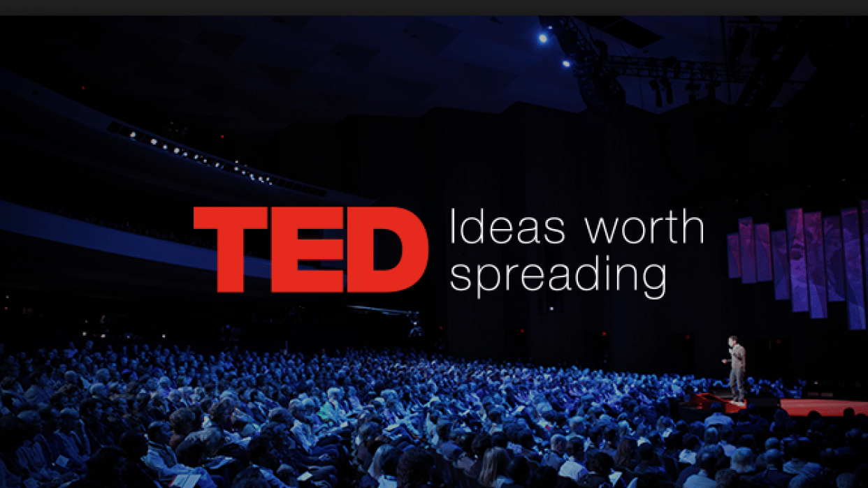 TED Talks Inspires me - student project