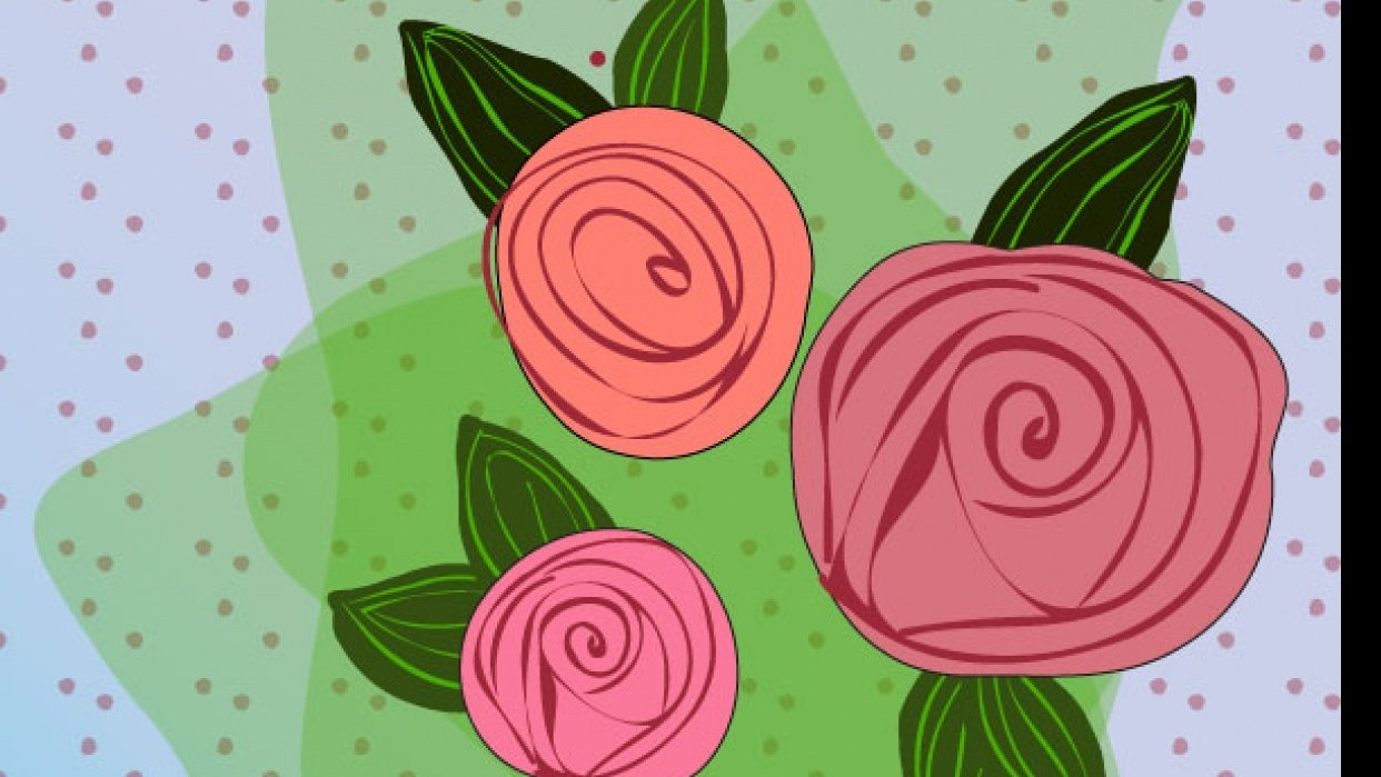 Roses - student project