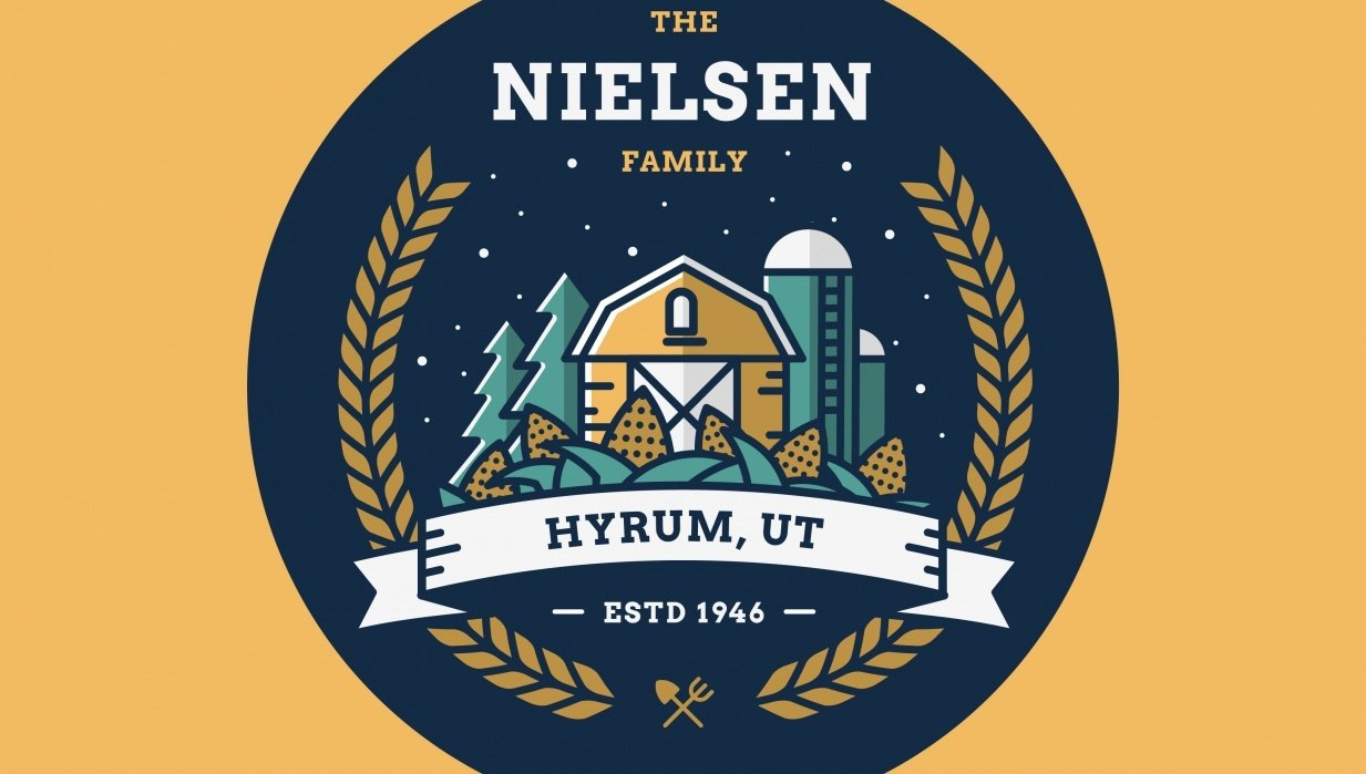 Nielsen Family Crest - student project