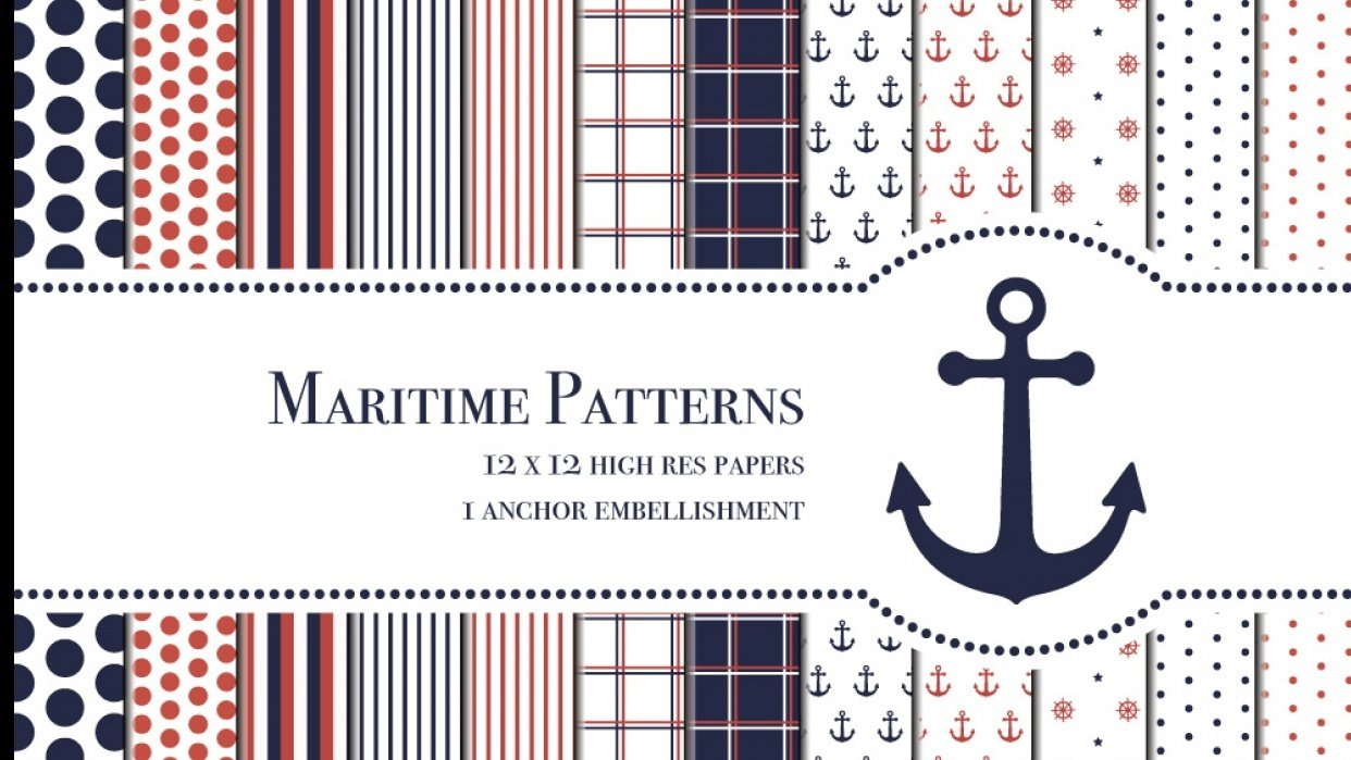 Maritime Patterns - student project