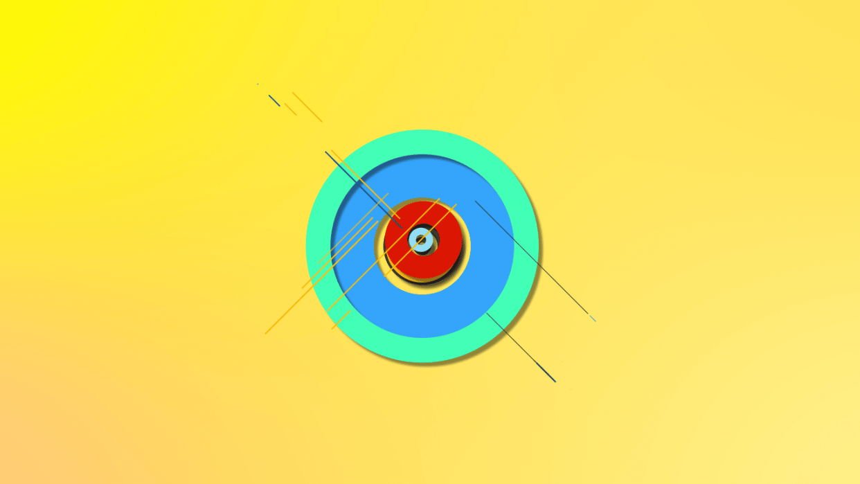 Lazy circles :) - student project