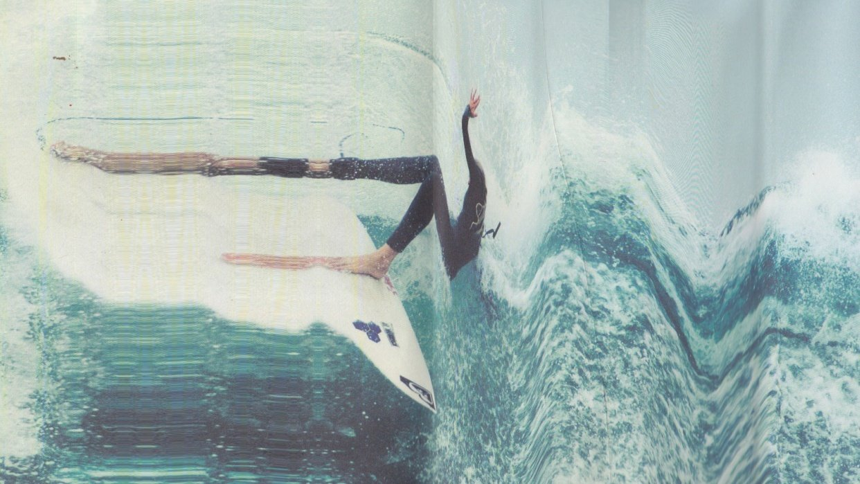 Surfing on Wild Waves - student project