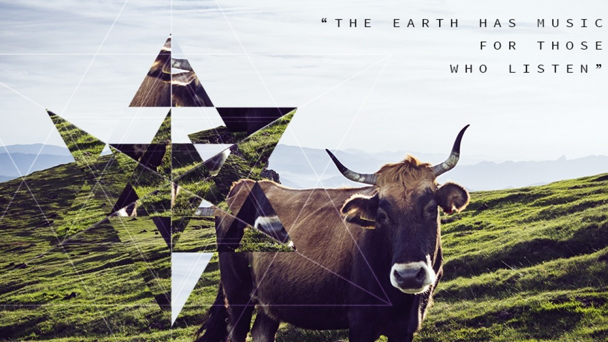 The Earth has Music for Those Who Listen - student project