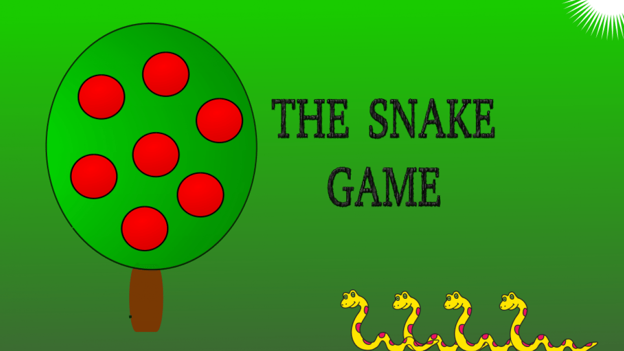 Scratch Your Programming Mind : Create a Simple Snake Game - student project