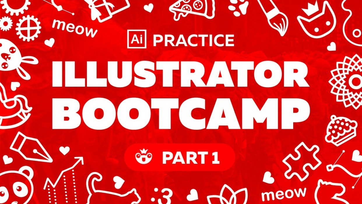 Illustrator Bootcamp - Level 1 - student project