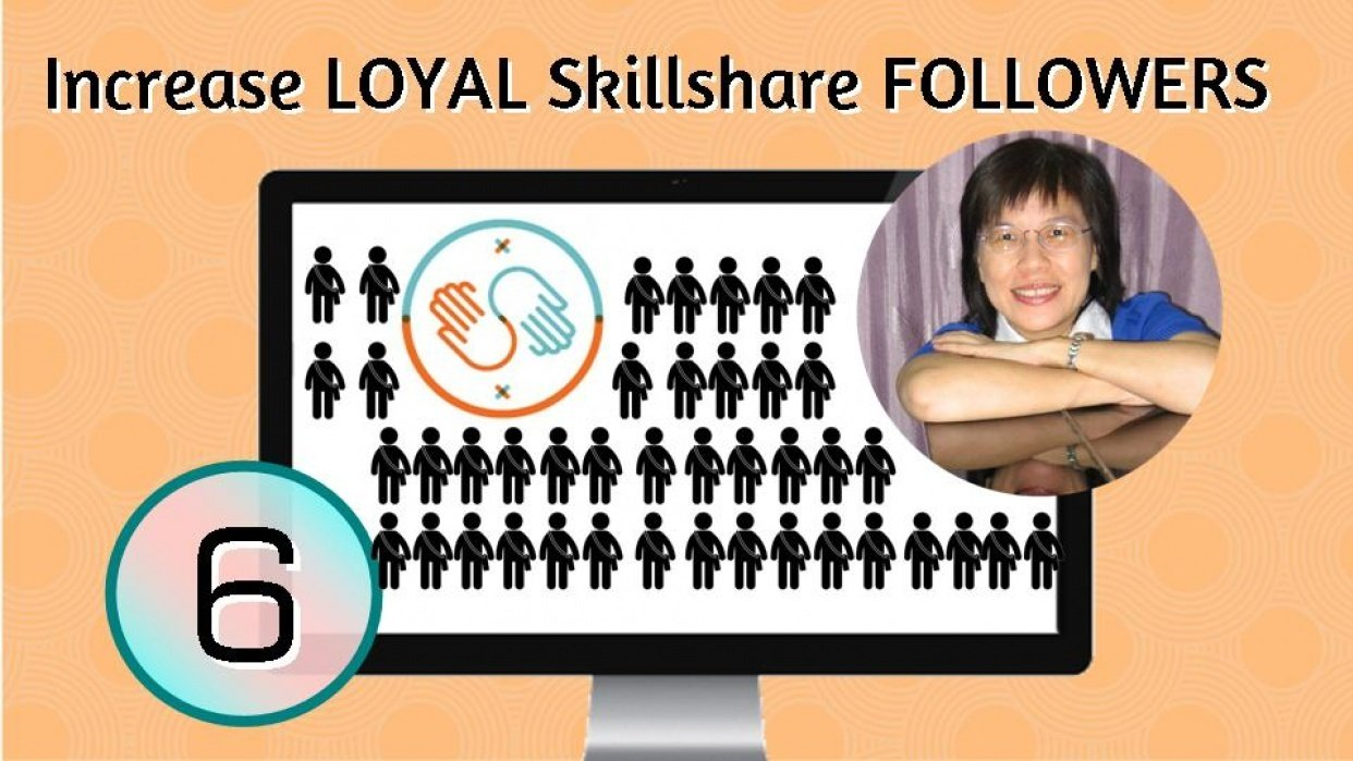 My Secret Trick to Increase Loyal Skillshare with Followers by Making One Change - student project