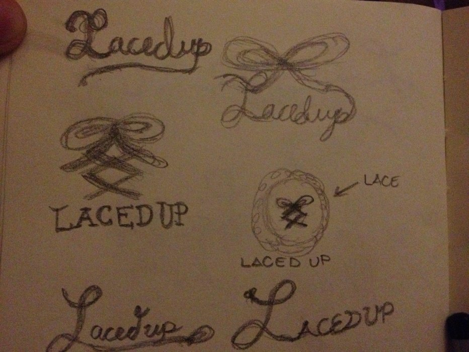 Lacedup Imagery - student project