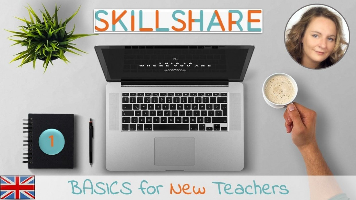 Going for success on Skillshare - student project