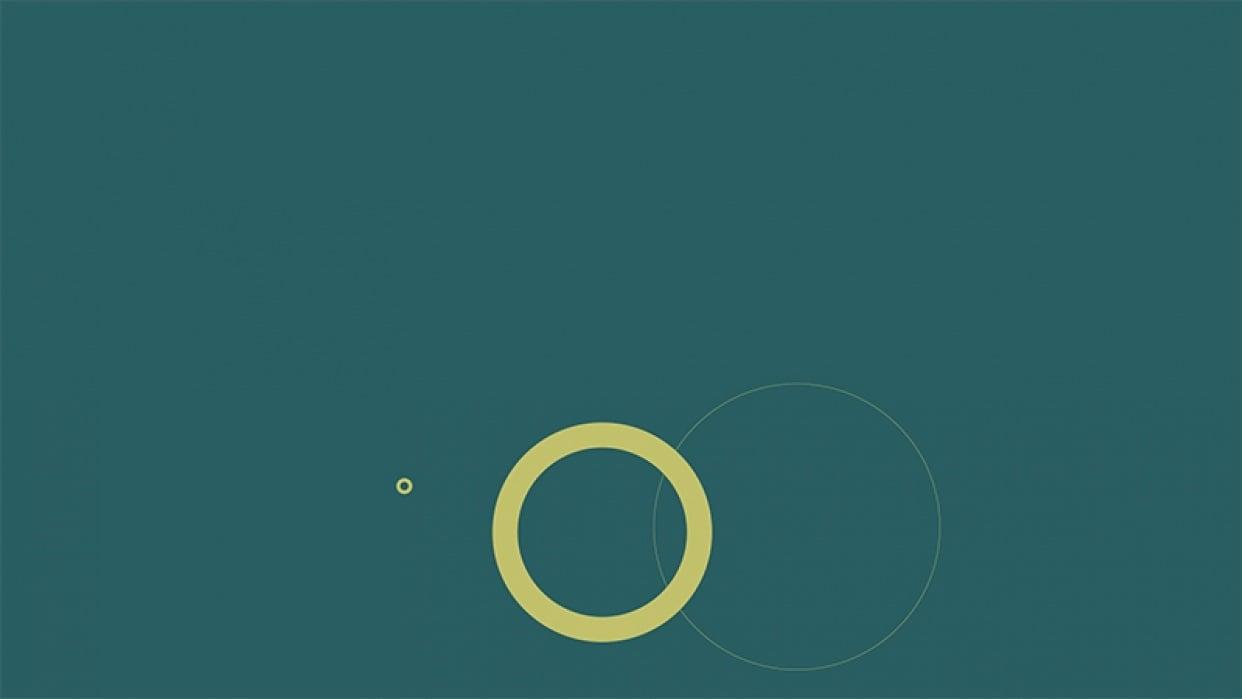 Circles circling - student project