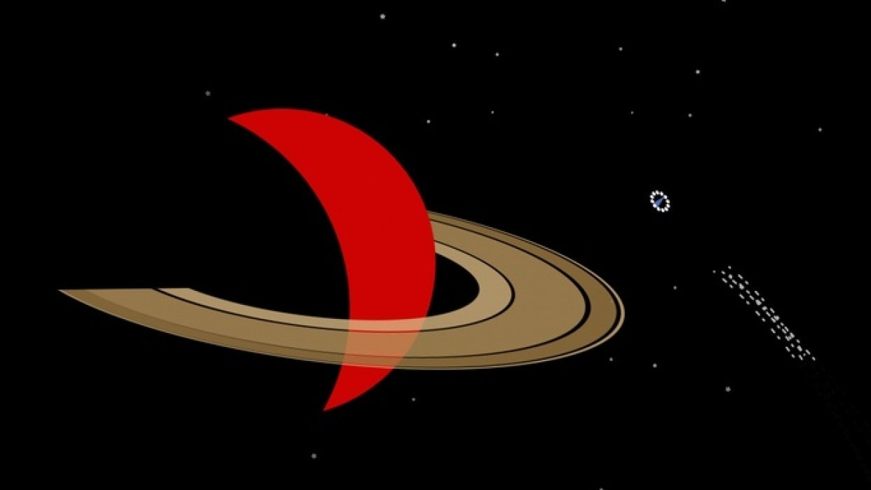 Interstellar Re-creation - student project