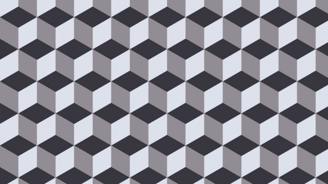 Cube Pattern - student project