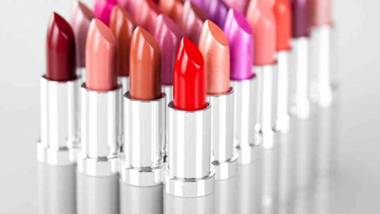 For my new lipstick business - student project