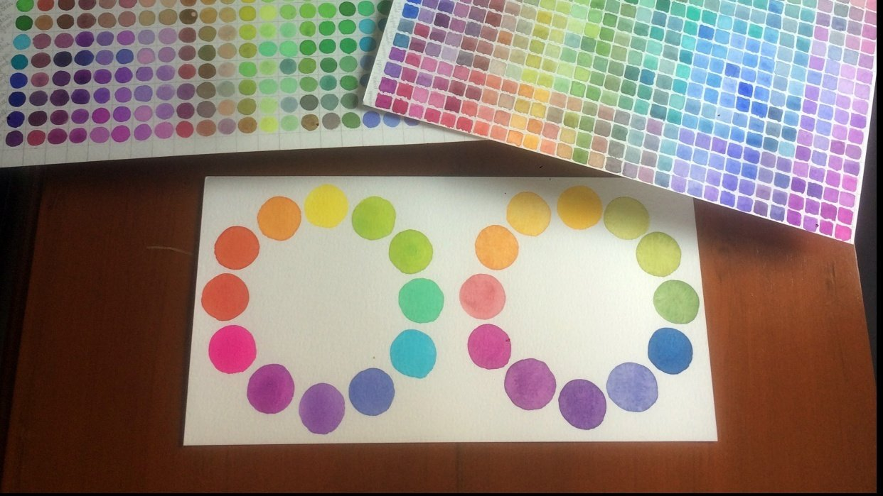 Color Frenzy :)  - student project