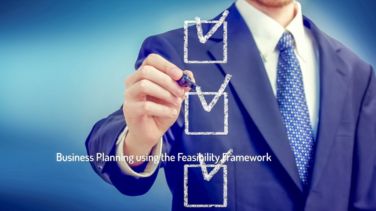 Business Planning - The Feasibility Investigation Framework - student project